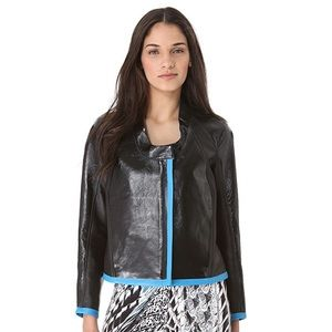 Helmut Lang Dual Leather Reversible Jacket NWT!